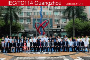 TC114 Plenary group photo