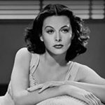 National Engineering Month Image Hedy Lamarr